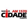 Rádio Cidade Corinto AM