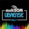 Rádio Multisom Ubaense FM